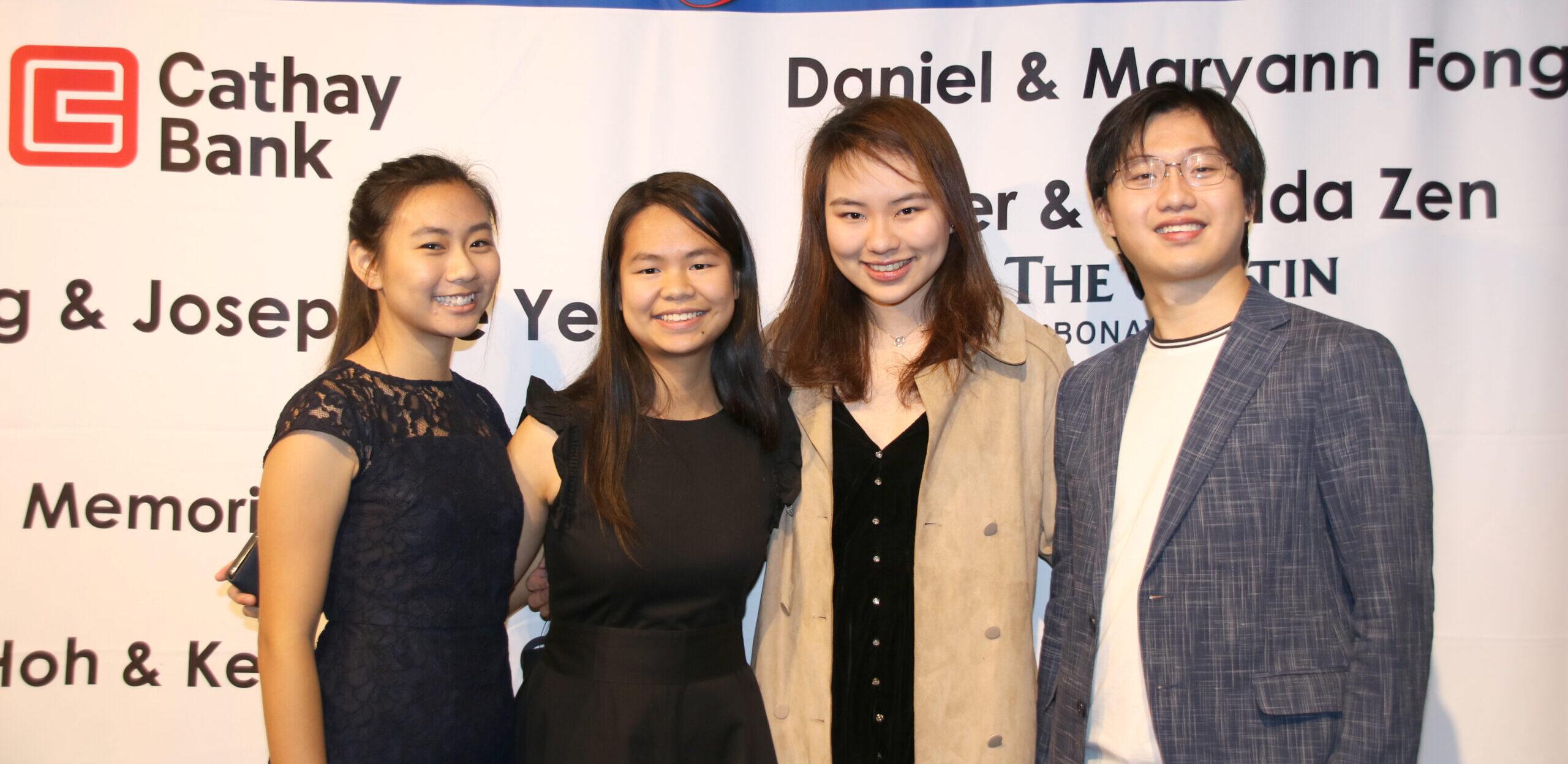 2019 HKSAF Scholars